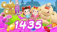 Candy Crush Soda level 1435's goal: Save 25 Bears within 40 moves. Read our tips, watch our video & complete Candy Crush Soda Saga level 1435.