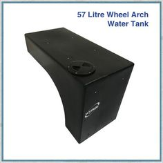 Campervan 57 Litre Wheel Arch Water Tank for fresh or waste water. Ideal if you want a shower unit in your conversion Vw T5, Volkswagen, Van Conversion Interior, Camper Van Conversion Diy, Van Interior, Submersible Pump, Motorhome, Slide In Camper, Dunk Tank