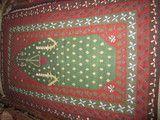 annie sloan examples Painted Floor Cloths, Annie Sloan, Flooring, Rugs, Home Decor, Farmhouse Rugs, Decoration Home, Room Decor, Wood Flooring