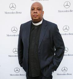 Rev. Run, a.k.a. Joseph Simmons, in 2011