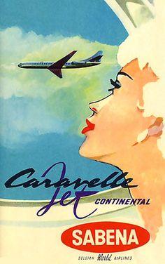 Caravelle Jet  ♥ ♥  www.paintingyouwithwords.com