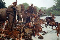 Batalla del Tagus, 220 a.C. Dionisio Alvarez Cueto. http://www.elgrancapitan.org/foro/viewtopic.php?f=87&t=16979&p=912465#p912465