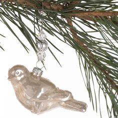 Small Beaded Bird Christmas Tree Decoration – Beaumonde
