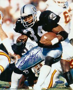Bo Jackson | Bo Jackson autographed Auburn Tigers 8x10