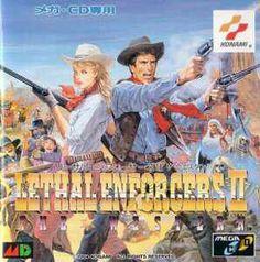 Lethal Enforcers II (Sega CD)