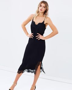 Karlie Lace Dress by Bardot Online | THE ICONIC | Australia
