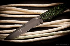 Handmade Tactical from smittywolfknives.com