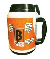 BIGGBY COFFEE huge insulated mug Biggby Coffee, Coffee Lovers, Tea, Mugs, Tumblers, Mug, Teas, Cups