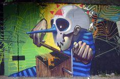 Street Art por Przemek Blejzyk aka Sainer