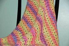 Magic Baby Blanket by Jeanne Steinhilber I made this baby blanket in one day. It's a great project for a