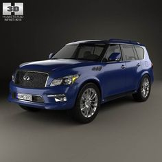 2015 Infiniti is a great car model to choose due to its new features and equipment. 2015 Infiniti, Nissan Infiniti, Hummer Truck, Car 3d Model, Suv Trucks, Japan Cars, Car Photos, Exotic Cars, Cool Cars