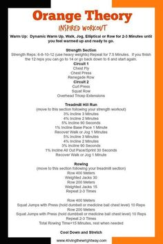 No Bake Pumpkin Spice Protein Balls Recipe Orange Theory orange theory workout today - Orange Things Fitness Workouts, Treadmill Workouts, Fun Workouts, At Home Workouts, Fitness Tips, Rowing Workout, Workout Ideas, Tabata, Circuit Workouts