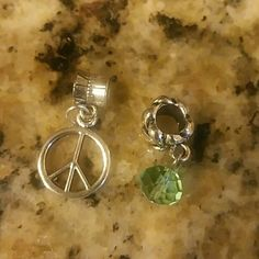 Bracelet Charms I bought but is not Authentic. .is sterling silver Fit for pandora bracelet Jewelry Bracelets