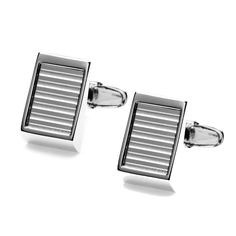 Denison Boston denisonboston Stealth Classic Lanspeed Cufflinks - G PkRDDp3