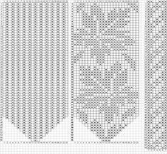 Mittens Pattern, Knit Mittens, Mitten Gloves, Knitting Socks, Knitting Charts, Knitting Stitches, Knitting Needles, Knitting Patterns, Fair Isle Knitting