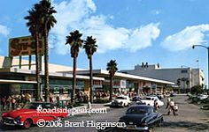 Lakewood, California. Lakewood Center used to be the world's largest shopping center. We lived a mile south in the Lakewood Village section of Long Beach.