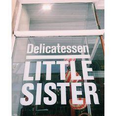 Little Sister Delicatessen, Market St, Fremantle