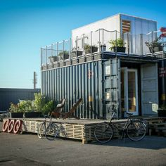 The CPH Village project is taking sustainable student housing to a whole new level. Hailing from the harbors of Copenhagen, Denmark, these container-based..