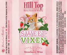Hill Top Berry Farm and Winery (Fruit Wines and Honey Mead)