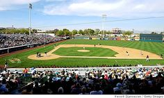 Attend Giants' Spring Training in Scottsdale, AZ