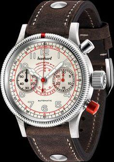 Hanhart: Mechanische Uhrwerke für edle Zeitnehmer