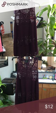 Top Super cute semi sheer tank looks great with leggings Mossimo Supply Co Tops Tank Tops