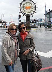 Evelyn & mammy