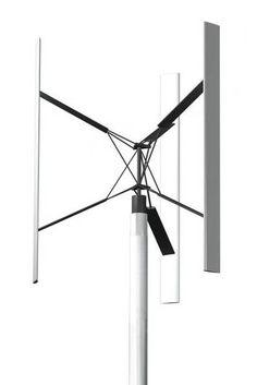 H-Rotor Vertikale Windanlage Wind Turbine, Alternative, Camping, Design, Tools, Home Technology, Tips, Campsite