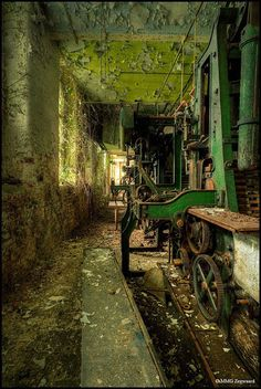 \ Abandoned Herdmans Mill | Sion Mills is a village to the south of Strabane in County Tyrone, Northern Ireland, on the River Mourne