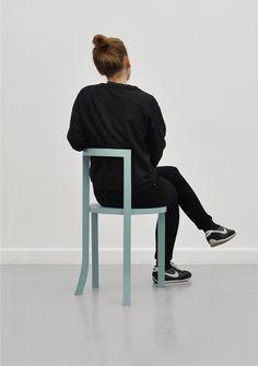 Fox Chair byStephanie Hornig.
