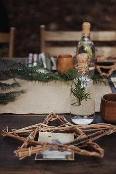 Seasons of the Wild: Craft, Fire & Feast Winter Gathering (Ad) — Field and Nest Rosemary Water, Dark Chocolate Mousse, Beautiful Table Settings, Natural Candles, Grand Homes, Slow Food, Merry Little Christmas, Slow Living, Spring Green
