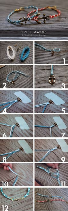 DIY-Bracelet-Tutorials-4