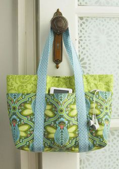 Have to try this bag pattern!