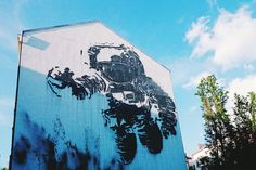 Case Maclaim Discovering new street art murals in Berlin has been a great pleasure for us recently. Over the years Berlin has seen so many new ones. Street Art Berlin, Street Art Utopia, Berlin Photos, Head And Heart, Eastern Europe, Over The Years, Mount Rushmore, Graffiti, Moose Art