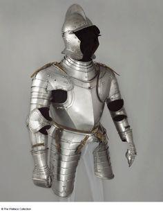 Title: armour Tags: Armour, Helmet Date: ca. 1540-1550…