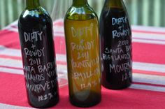 Dirty & Rowdy Family Wines, Calistoga