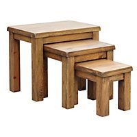 Didsbury Nest of Tables - Reserve and Collect.