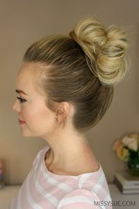 You asked and I (finally!) listened! By far my most requested tutorial, todayI am featuring how I create my messy buns! There are three different buns in today's video with two signature styles and a third one that didn't have a video but is still super cute. The first bun is the one from the Triple French Braid Double Waterfall tutorial way back when. The second bun is the one I wear the most and show frequently in tutorials. Hopefully a better (slower!) break down of how each one is done…