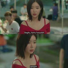 Korea Quotes, Quotes Drama Korea, Korean Drama Quotes, Memes Funny Faces, Some Funny Jokes, Random Meme, Quotes From Novels, Film Quotes, Funny Tweets Twitter