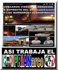 #RadioResistenCIA @AristotelesSD @EPN Denuncian ante @FiscaliaJal que el #incendio del #MercadoCorona fue provocado #CONSPIRACION fb.me/7m1BYB0MP