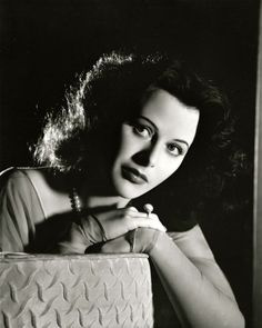 Hedy Lamarr 1941 Photo by Clarence S Bull
