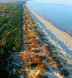 Beautifull unesco place in Lithuania,Nida town. One of the best beach in baltic....with low prices and white sand...