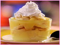 Bananarama Wafer Pudding Recipe | Mom's Favorites | Hungry Girl TV Show
