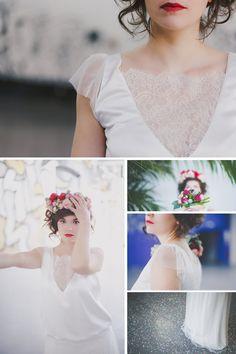 Atelier 2B robes de mariée collection 2015 2016 sur Trendy Wedding