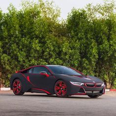 @apaamerica black velvet wrap with gloss red accent by @mycarjeddah. Tag a friend of you love this. #metrorestyling #kingsofvinyl #elitewrappers #wraplocal #carwraps #carwrap #carwrapping #wrapsupplier #vinylwrapping #vinylwrap #vinylwraps by metrorestyling