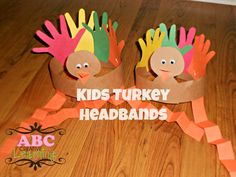 This is a fun and easy Turkey Headband Craft perfect for Toddlers and Preschoolers! It's not only fun to make and wear, but your little one's will get some great fine motor skills practice in whil...