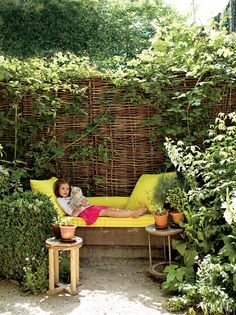 city garden (12) by baby space interiors, via Flickr