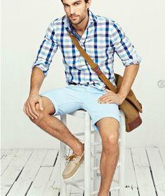 light blue short :)