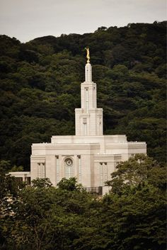 Panama City Panama Temple of The Church of Jesus Christ of Latter-day Saints. #LDS #Mormons