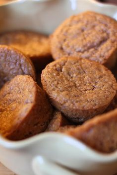 Sweet Potato Muffins [Gluten Free]